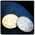 Had no idea that they made Golden Quarters