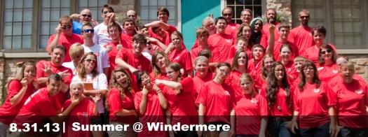 8.31.13 Summer @ Windermere