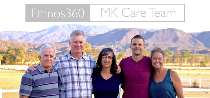Ethnos360 MK Care Team